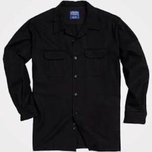 Pendleton Black Board Shirt
